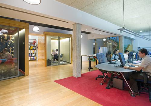 El modelo de oficina flexible ventajas para la empresa y - Gestion de espacios ...